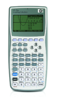 HP 39gs Graphical Calculator