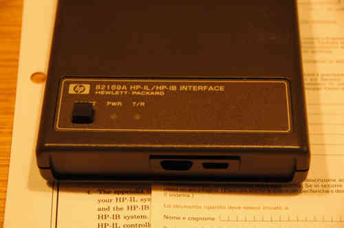 HP 82169A HP-IB/IL interface