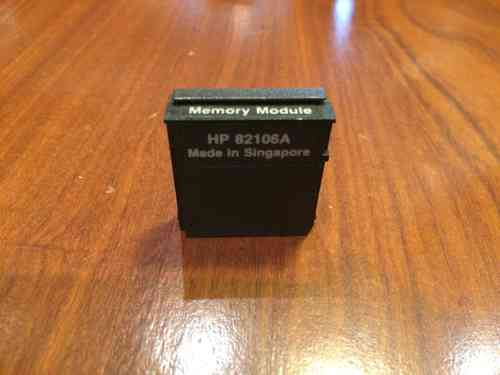 Memory module for HP41c - USED