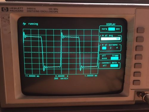 HP 54501A Digitizing Oscilloscope