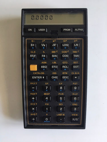 HP 41CV Scientific Calculator - USADA