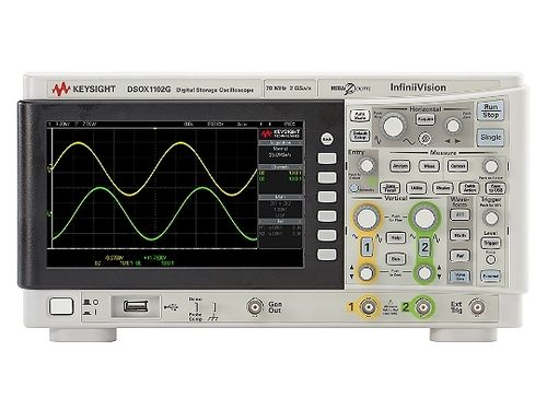 Oslciloscopio Digital Keysight DSOX1102G