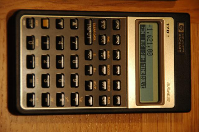 a comparison between hp 17bii hp 17bii gold and hp 17bii silver rh thecalculatorstore com Hewlett-Packard 17Bii Financial Calculator Hewlett-Packard 17Bii Financial Calculator
