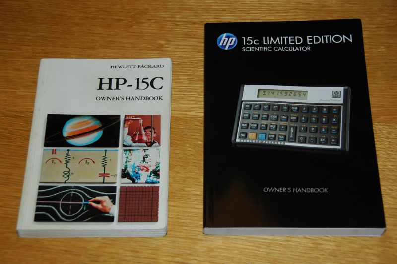 hp15c limited edition manual calculator blog thecalculatorstore rh thecalculatorstore com HP-15C Emulator hp 15c instruction manual